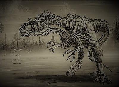 Чингизханозавр