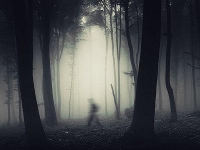 Привидение или призрак во сне