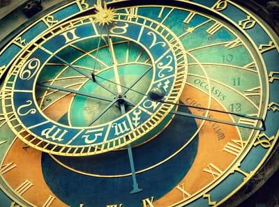 Расчёт Восходящего знака зодиака