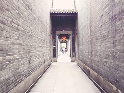 Длинный коридор во сне