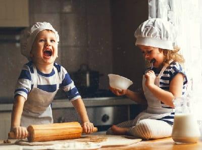 Приготовление еды на кухне во сне