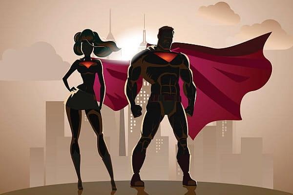 Быть супергероем во сне Сонник  картинка