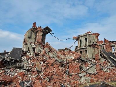 Разрушенный дом во сне