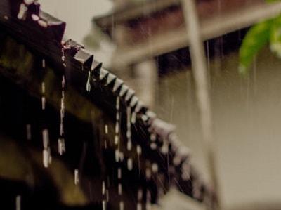 Сонник крыша протекает от дождя