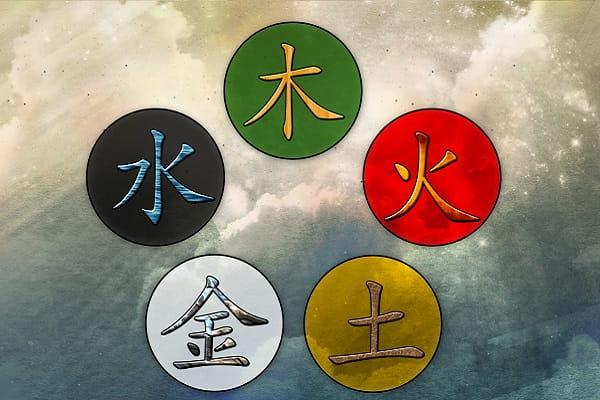 Восточный(китайский) календарь знаков зодиака Астрология  картинка