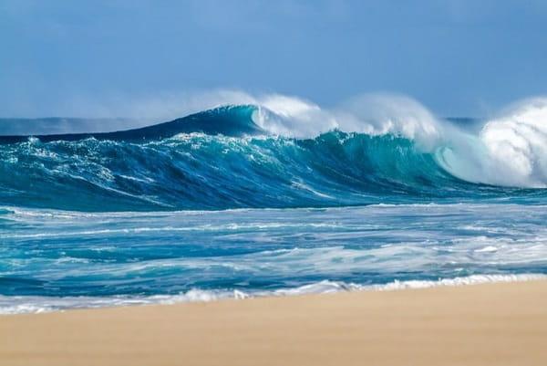 Большие волны во сне Сонник  картинка
