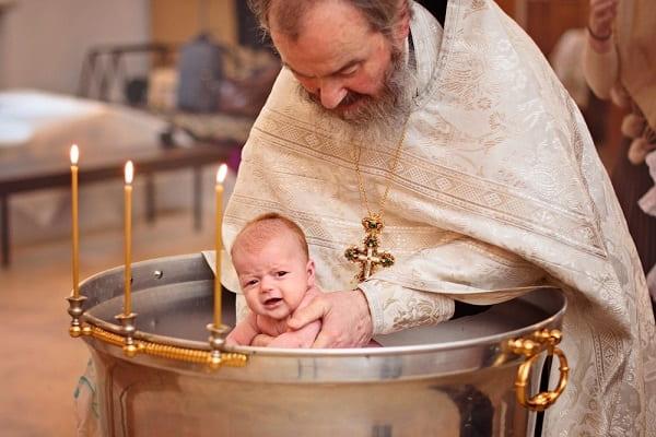 Крещение ребенка Вера и надежда  картинка