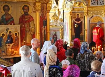 День жен-мироносиц (Православный женский день)