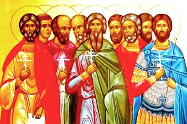 Девять целителей Приметы  картинка