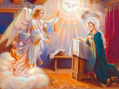 Благовещенье (Благовещение Пресвятой Богородицы)