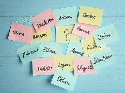 Редкие женские имена