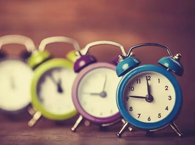 Остановились часы