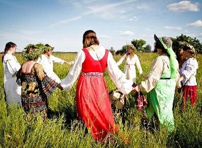 Семик (Русалчин Велик день)