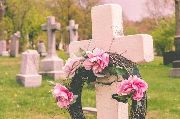 Крест или памятник на могилу Вера и надежда  картинка