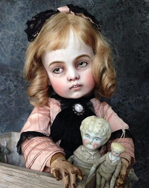 Кукла из Чернобыля