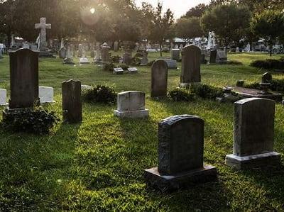 Второй день после похорон