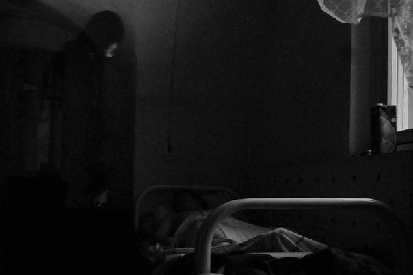 темная квартира, нечто на boooh.ru