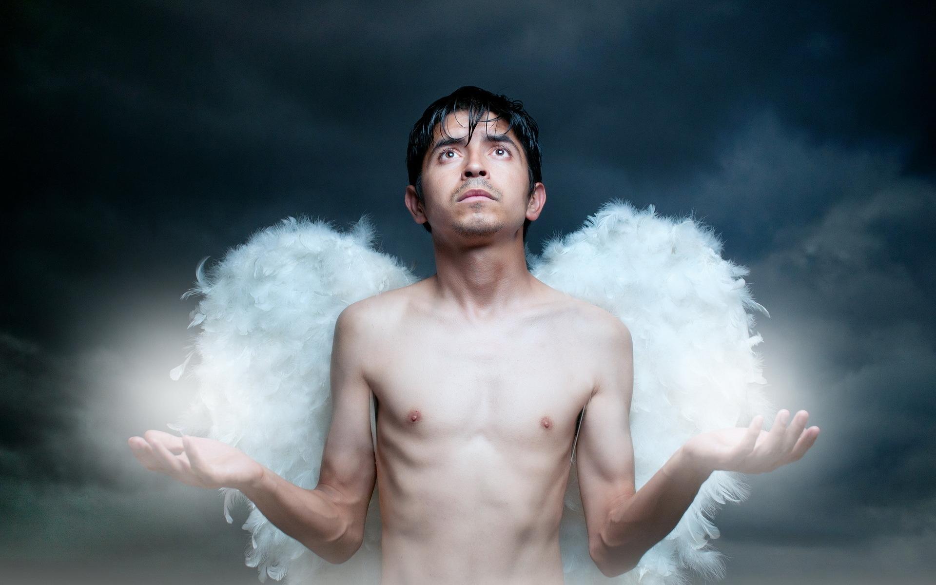 Ангел в обличье человека