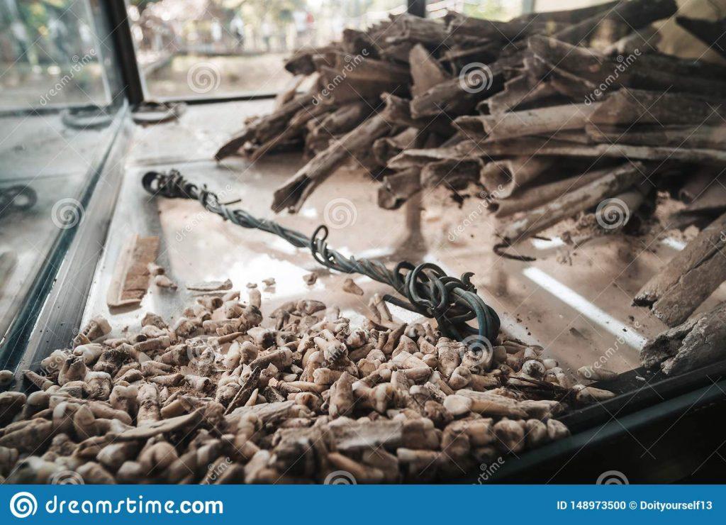 камбоджа поля смерти