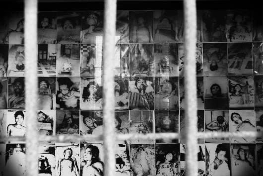 камбоджа смерть