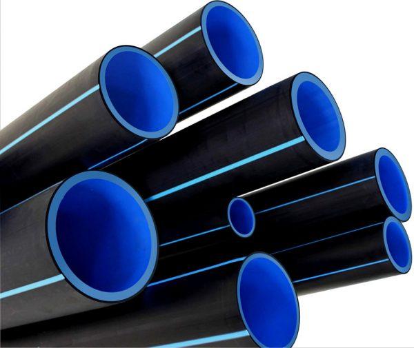 Полиэтиленовые водопроводные трубы по низким ценам