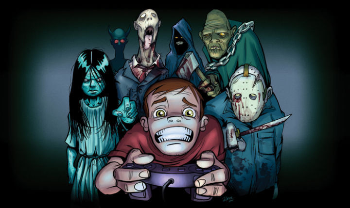 Каталог захватывающих хоррор игр с описанием