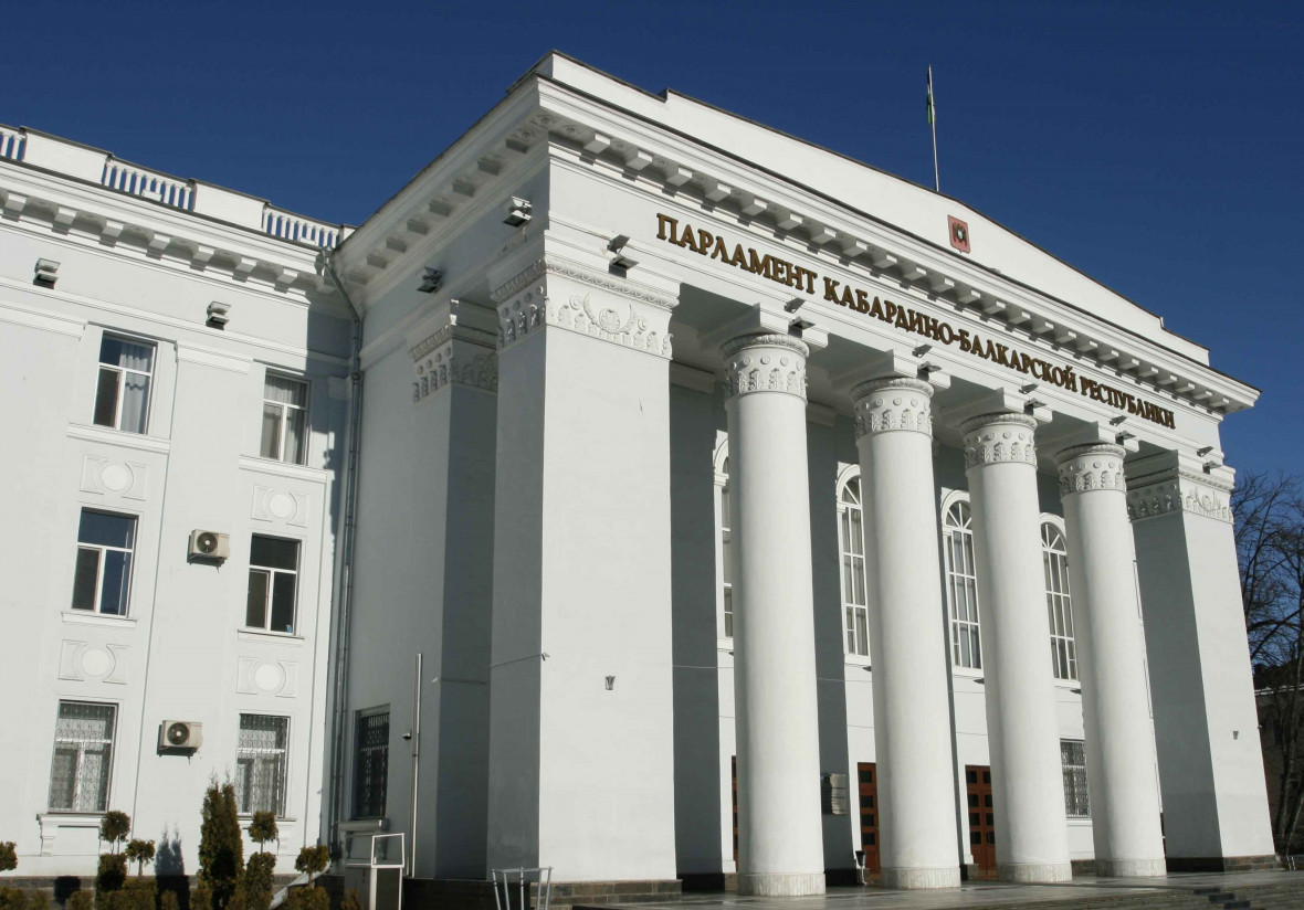 Деятельность Молодежной палаты при парламенте КБР