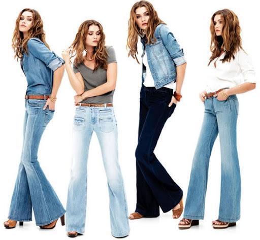 Модные брюки и джинсы в вашем гардеробе - с чем их носить?