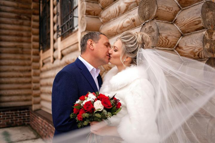 Профессиональный свадебный фотограф в Воронеже