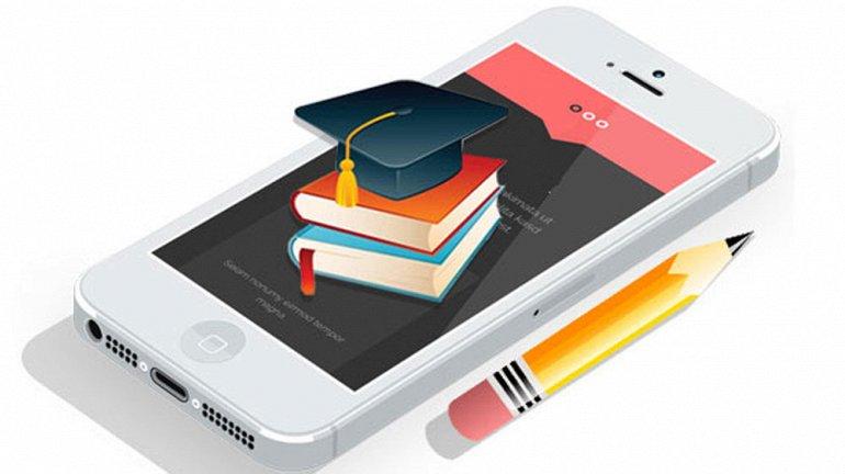 Применение мобильных приложений для обучения