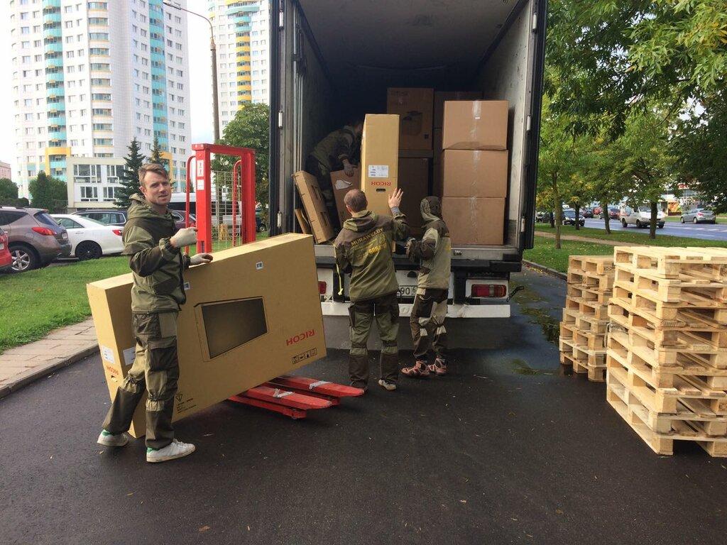 Помощь военнослужащим при переезде