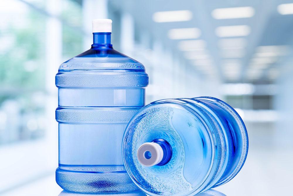 Новый  тренд – вода с кислородом