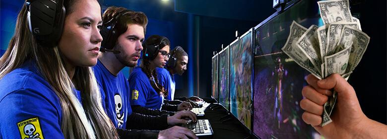 Ставки на киберспортивные события онлайн